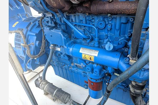 Дизельный генератор FG Wilson P500-1, 2013 год выпуска