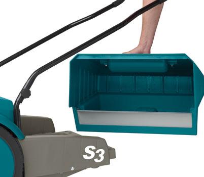 Подметальная машина Tennant S3