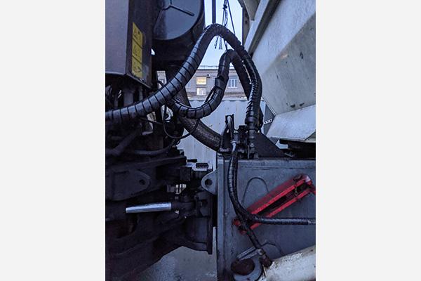 Самосвал (карьерный) сочлененный TEREX TA35