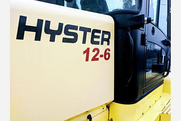 Вилочный погрузчик 12 тонн, Hyster H12XM-6