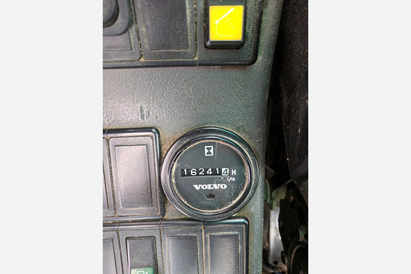 БУ экскаватор Volvo EC290BLC PRIME