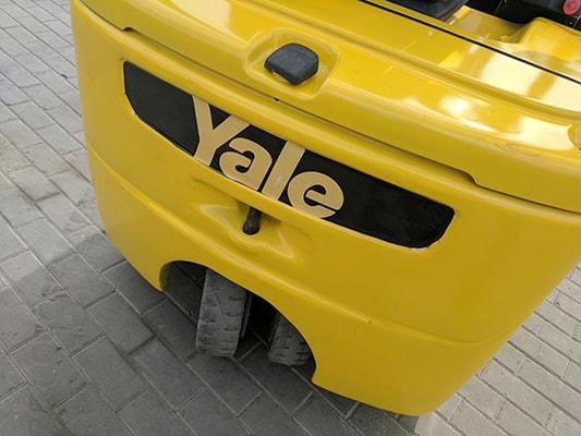 Электрический погрузчик бу Yale ERP15VT