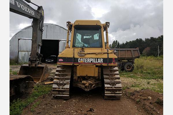 БУ бульдозер CAT D6N XL