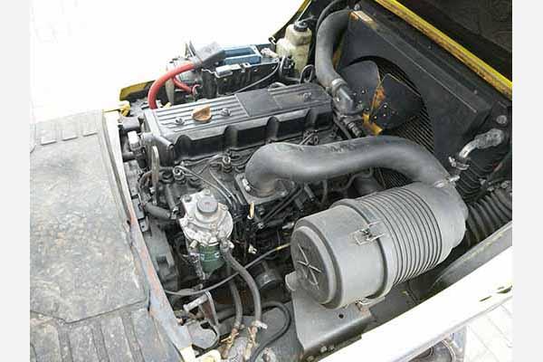 Дизельный погрузчик БУ Hyster H1.6FT – 2010 года