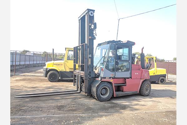 Погрузчик 7 тонн БУ Kalmar DCE75-6