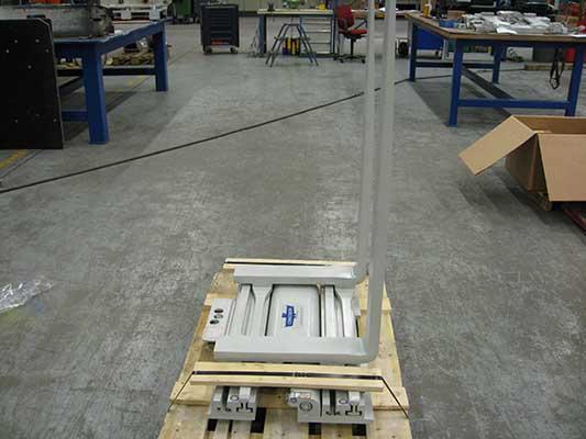 Позиционер вил (Fork Positioners) 25D-FPB-A701