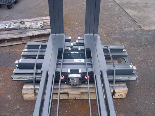 Захват для нескольких паллет (Multiple Load Handlers) 55E-FTS-R606