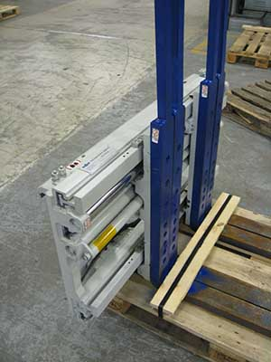 Захват для нескольких паллет (Multiple Load Handlers) 25G2-FDS-B501