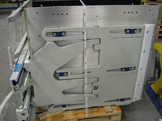 Захват для картонных коробок (Carton Clamps) UED2N-1002 - UED214150Z0V130