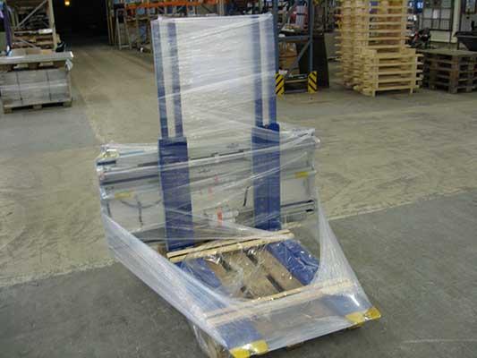 Захват для нескольких паллет (Multiple Load Handlers) 25G2-FDB-B50X