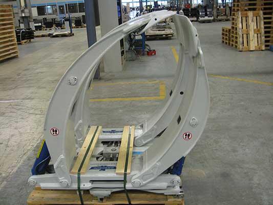 Рулонный захват (Paper Roll Clamps) 30H-RDP-FQ018-059