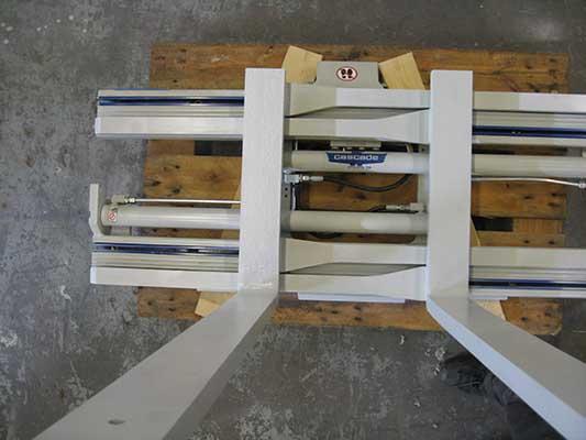 Вилочный захват (Fork Clamps) 44G-HCS-3A-74929