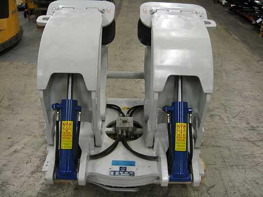 Рулонный захват (Paper Roll Clamps) 90F-RDP-C605