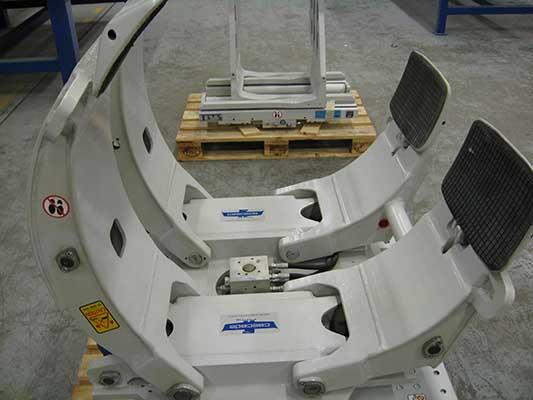 Рулонный захват (Paper Roll Clamps) 77F-RDF-B60X