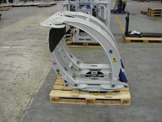Рулонный захват (Paper Roll Clamps) 18H-RTP-A818-228