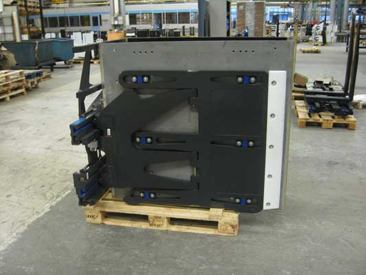 Захват для картонных коробок (Carton Clamps) 12G-WGF