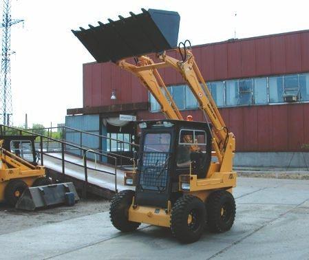Навесное оборудование на мини-погрузчик МКСМ (Многофункциональная коммунально-строительная машина)