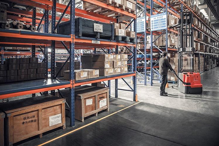 Электроштабелеры | 1200-2000 кг| Noblelift PSL