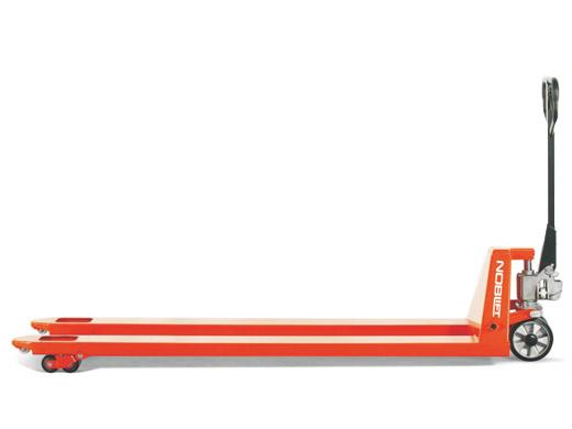 Гидравлическая тележка удлиненная  Noblelift ACL20