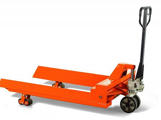 Гидравлическая тележка(Рохля) noblelift ACR 20R1500