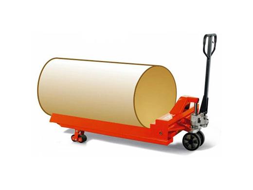 Гидравлическая тележка для рулонов  noblelift ACR 20R500
