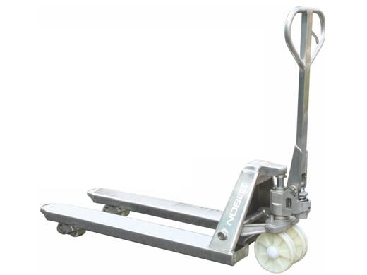 Гидравлическая тележка(Рохля) noblelift ACS 20L