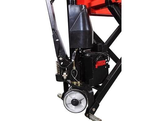 Тележка ножничный подъем noblelift ACX 10E